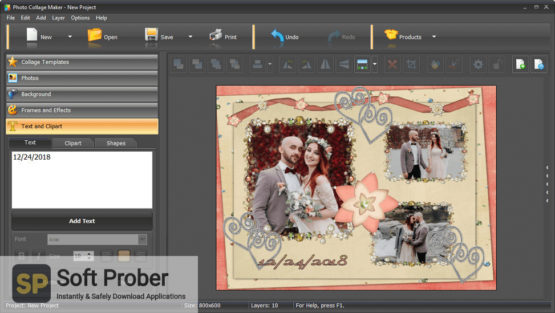 AMS Software Photo Collage Maker Pro 2021 Offline Installer Download-Softprober.com