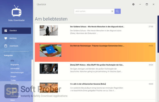 Abelssoft Doku Downloader Plus 2021 Direct Link Download-Softprober.com