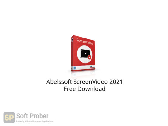 Abelssoft ScreenVideo 2021 Free Download-Softprober.com