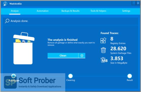 Abelssoft WashAndGo 2021 Latest Version Download-Softprober.com