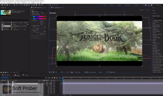Adobe After Effects 2021 Offline Installer Download-Softprober.com