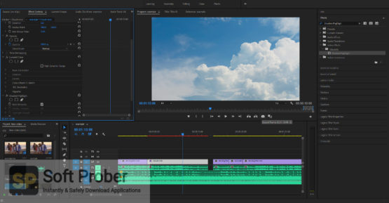 Adobe Premiere Pro 2021 Latest Version Download-Softprober.com