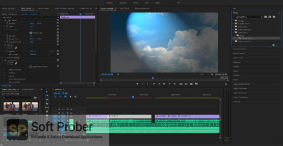 Adobe Premiere Pro 2021 Offline Installer Download-Softprober.com