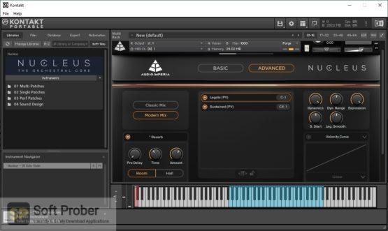 Audio Imperia Nucleus 2021 Direct Link Download-Softprober.com