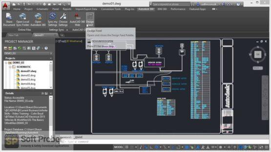 Autodesk AutoCAD Electrical 2022 Offline Installer Download-Softprober.com