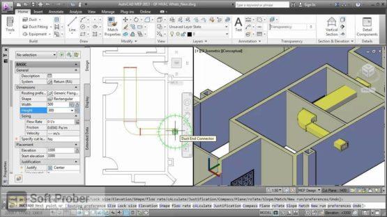 Autodesk AutoCAD MEP 2022 Direct Link Download-Softprober.com