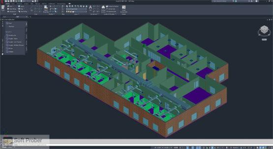 Autodesk AutoCAD MEP 2022 Latest Version Download-Softprober.com