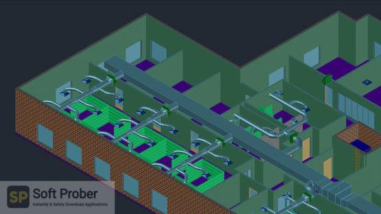 Autodesk AutoCAD MEP 2022 Offline Installer Download-Softprober.com