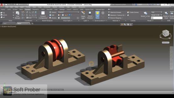 Autodesk AutoCAD Mechanical 2022 Latest Version Download-Softprober.com