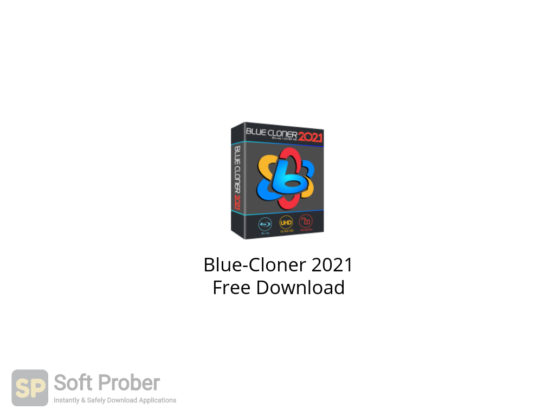 Blue Cloner 2021 Free Download-Softprober.com