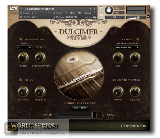 Cinesamples Dulcimer and Zither Direct Link Download-Softprober.com
