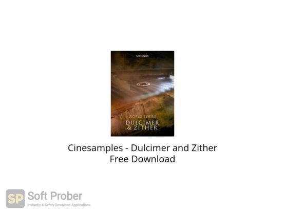 Cinesamples Dulcimer and Zither Free Download-Softprober.com