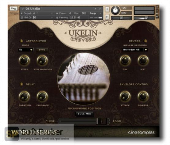 Cinesamples Dulcimer and Zither Latest Version Download-Softprober.com