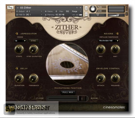 Cinesamples Dulcimer and Zither Offline Installer Download-Softprober.com