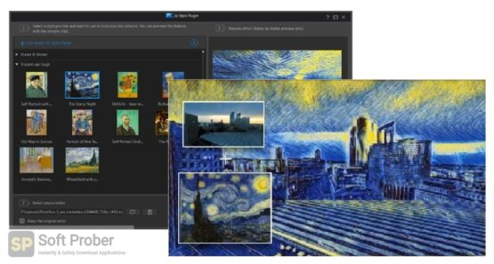 CyberLink Chinese Traditional Paintings AI Style Pack Latest Version Download-Softprober.com