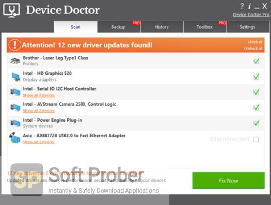 Device Doctor Pro 2021 Latest Version Download-Softprober.com