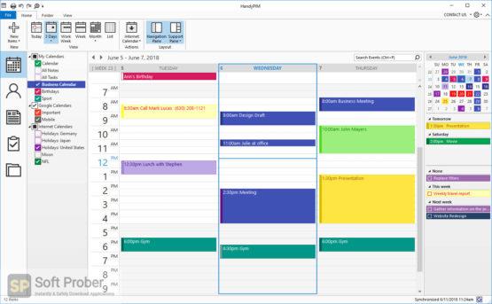 HandyPIM Business 2021 Latest Version Download-Softprober.com