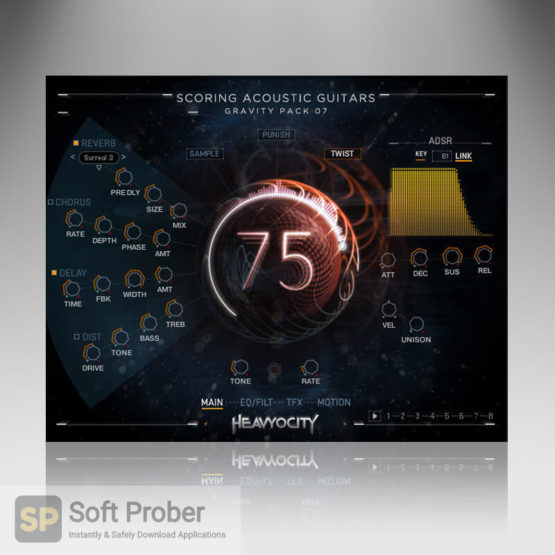 Heavyocity Scoring Acoustic Guitars 2021 Direct Link Download-Softprober.com