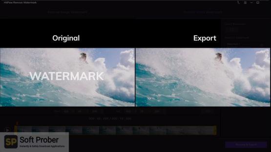 HitPaw Watermark Remover 2021 Latest Version Download-Softprober.com