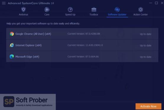 IOBit Advanced SystemCare Ultimate 2021 Offline Installer Download-Softprober.com