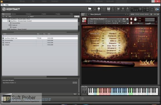Ilya Efimov Armenian Duduk 2021 Direct Link Download-Softprober.com