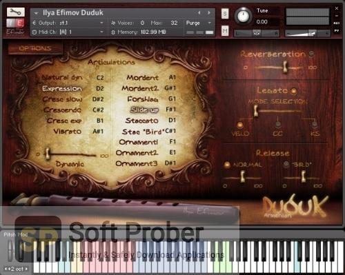 Ilya Efimov Armenian Duduk 2021 Offline Installer Download-Softprober.com