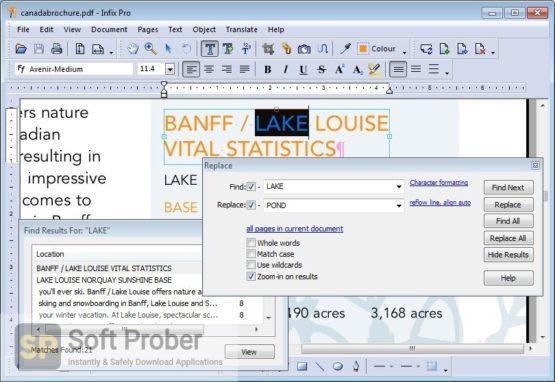 InfixPro PDF Editor 2021 Direct Link Download-Softprober.com