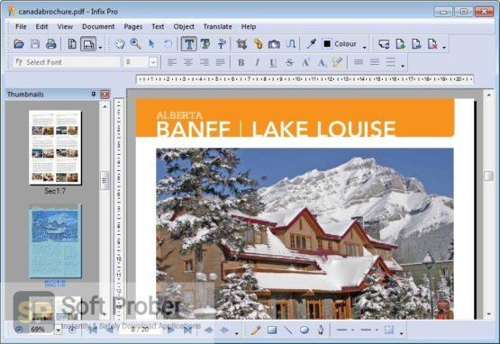 InfixPro PDF Editor 2021 Latest Version Download-Softprober.com