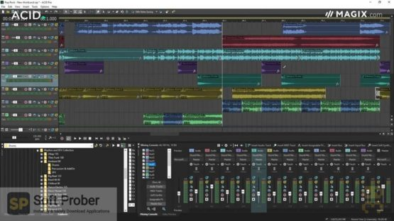 MAGIX ACID Pro Suite 2021 Direct Link Download-Softprober.com