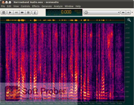 OcenAudio 2021 Direct Link Download-Softprober.com