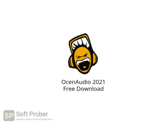 OcenAudio 2021 Free Download-Softprober.com