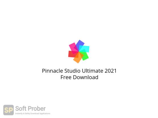 Pinnacle Studio Ultimate 2021 Free Download-Softprober.com