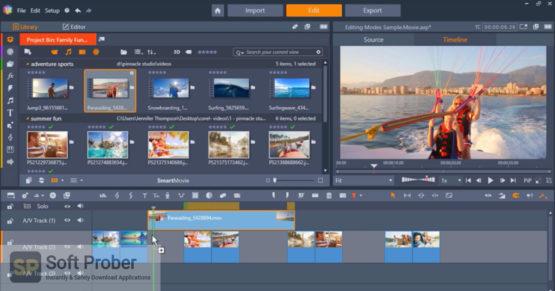 Pinnacle Studio Ultimate 2021 Latest Version Download-Softprober.com
