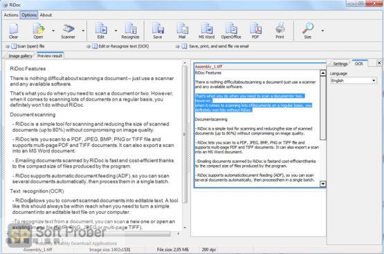 RiDoc 2021 Latest Version Download-Softprober.com