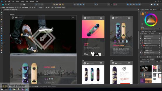 Serif Affinity Designer 2021 Direct Link Download-Softprober.com