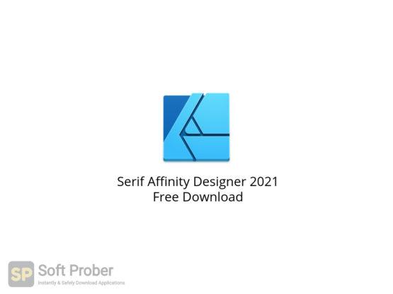 Serif Affinity Designer 2021 Free Download-Softprober.com