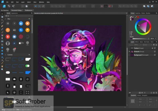 Serif Affinity Designer 2021 Offline Installer Download-Softprober.com