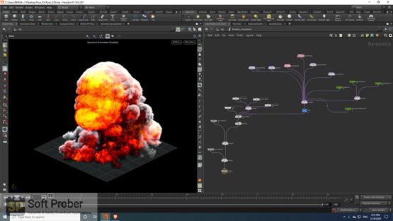 SideFX Houdini FX 2021 Direct Link Download-Softprober.com