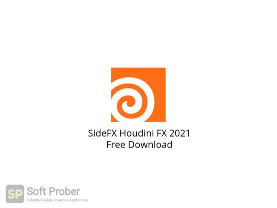 SideFX Houdini FX 2021 Free Download-Softprober.com