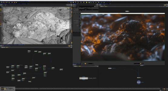 SideFX Houdini FX 2021 Latest Version Download-Softprober.com