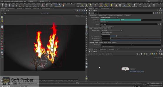 SideFX Houdini FX 2021 Offline Installer Download-Softprober.com