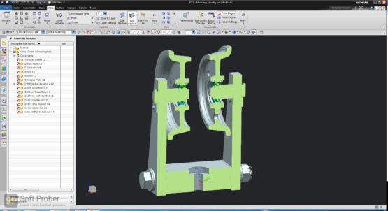 Siemens NX 1965 Build 2502 Direct Link Download-Softprober.com