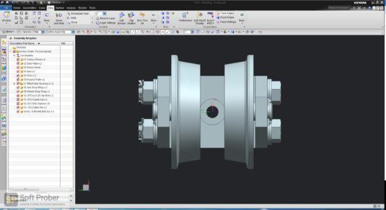 Siemens NX 1965 Build 2502 Offline Installer Download-Softprober.com
