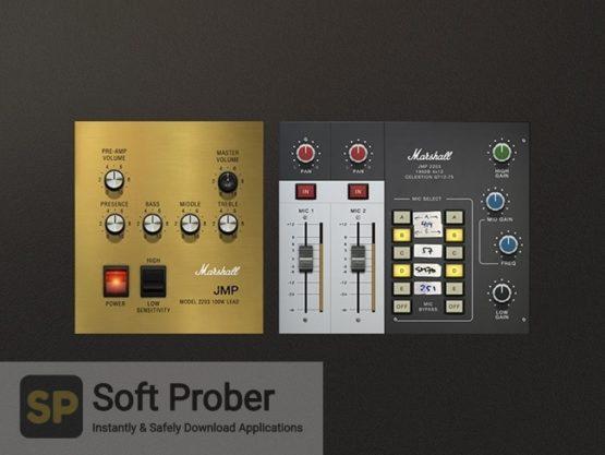 Softube Marshall JMP 2203 Offline Installer Download-Softprober.com