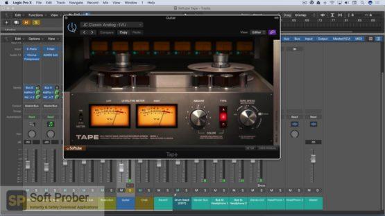Softube Tape 2021 Offline Installer Download-Softprober.com