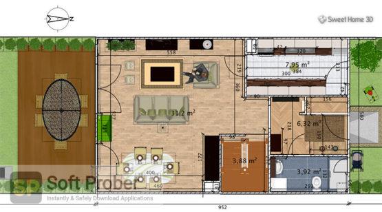 Sweet Home 3D 2021 Latest Version Download-Softprober.com