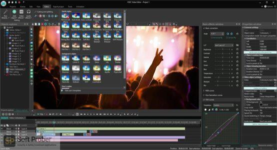 VSDC Video Editor Pro 2021 Latest Version Download-Softprober.com