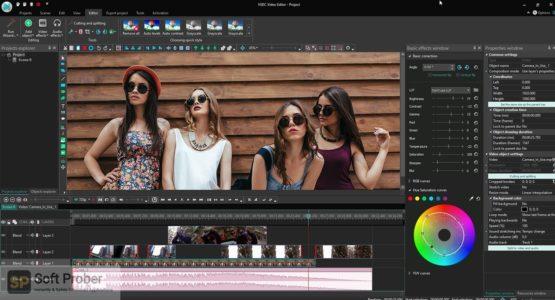 VSDC Video Editor Pro 2021 Offline Installer Download-Softprober.com