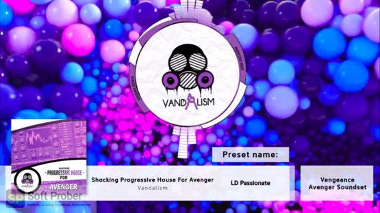 Vandalism Shocking Progressive House for Avenger Latest Version Download-Softprober.com