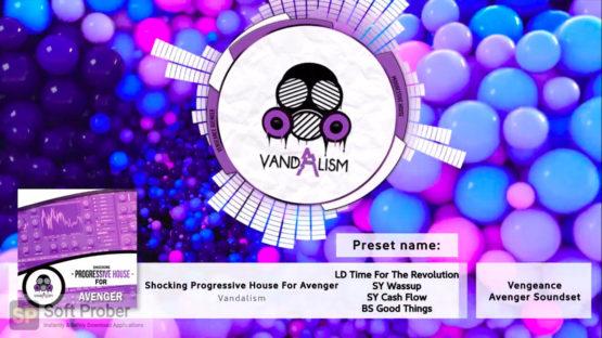 Vandalism Shocking Progressive House for Avenger Offline Installer Download-Softprober.com
